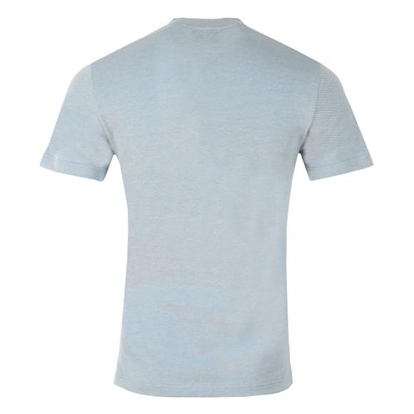 Lacoste Mens Blue TH5006 T-Shirt main image