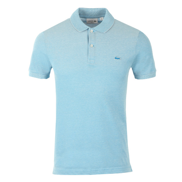 Lacoste Mens Blue PH6633 Polo Shirt main image
