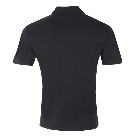 Lacoste Mens Blue S/S DH2050 Polo main image