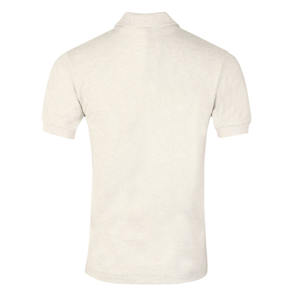 Lacoste Mens White L1264 S/S Polo main image