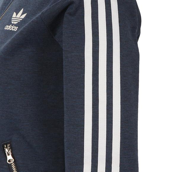 Adidas Originals Womens Blue Superstar Track Jacket  main image