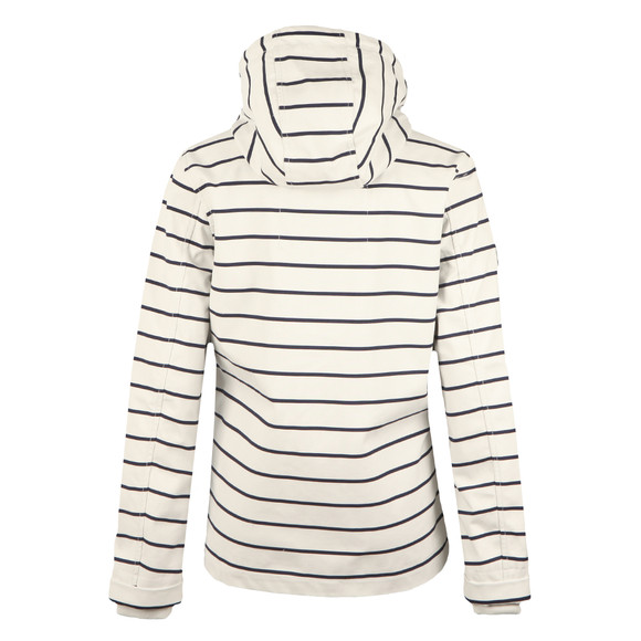 Superdry Womens White Marina Jacket main image