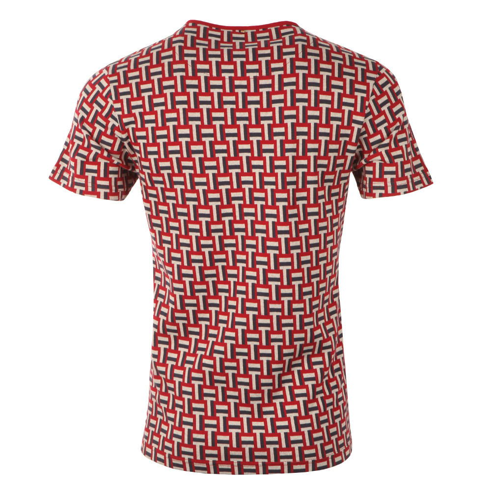 Plecteom Jacquard SS T-shirt main image