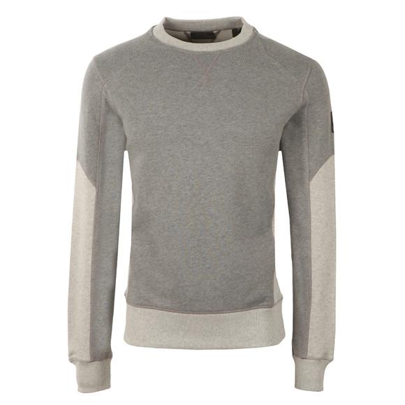 Belstaff Mens Grey Matterley Sweatshirt main image