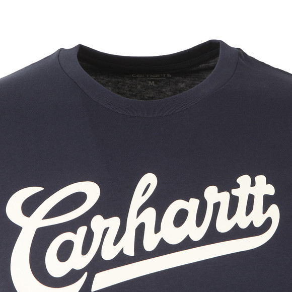 Carhartt Mens Blue Vintage T Shirt main image