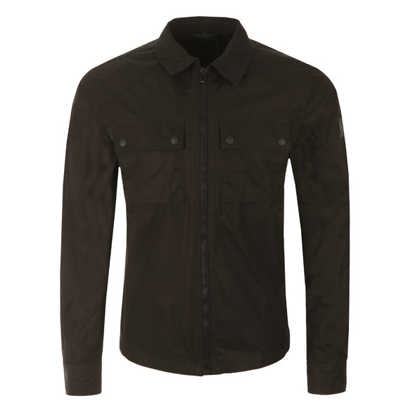 Belstaff Mens Black Shawbury Overshirt main image