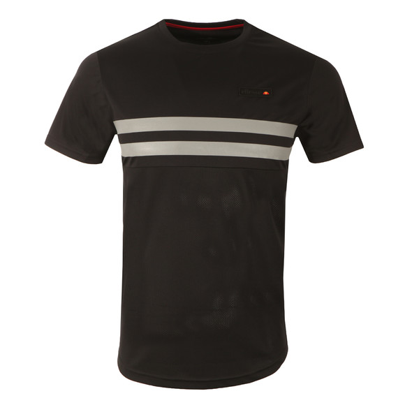 Ellesse Mens Grey Solar T Shirt main image