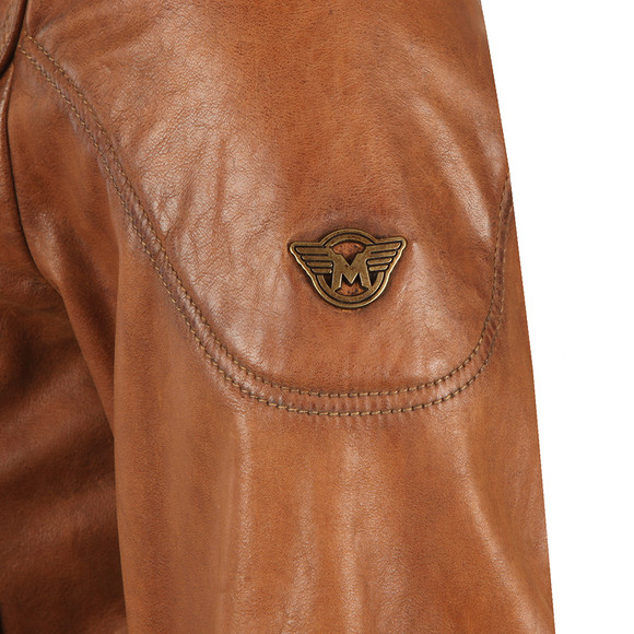 Matchless Mens Brown Kensington 2.0 Leather Jacket main image