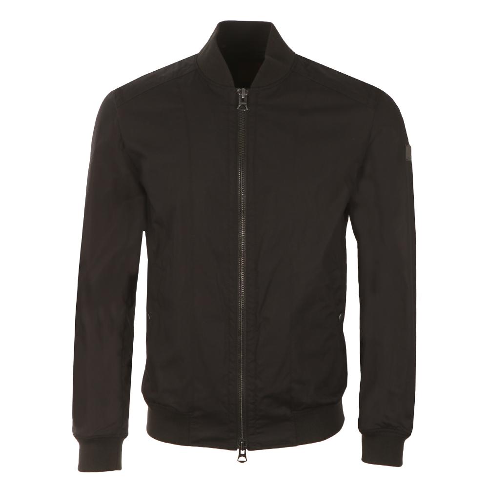 boss orange oruce bomber jacket oxygen clothing. Black Bedroom Furniture Sets. Home Design Ideas