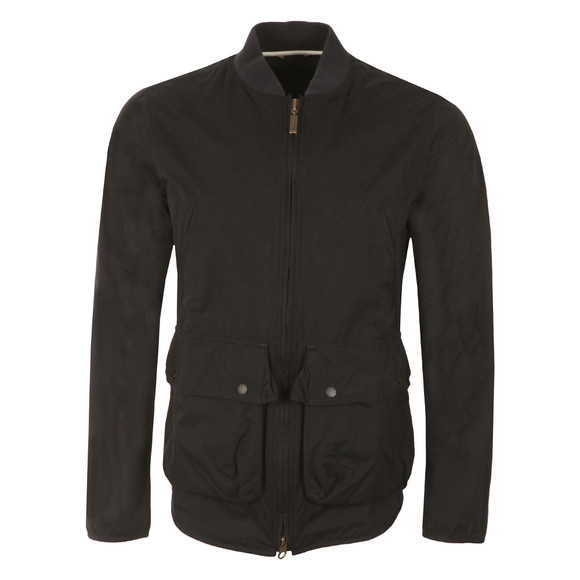 Barbour Heritage Mens Blue Camber Jacket main image