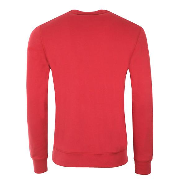 Aquascutum Mens Red Gilpin Sweatshirt main image