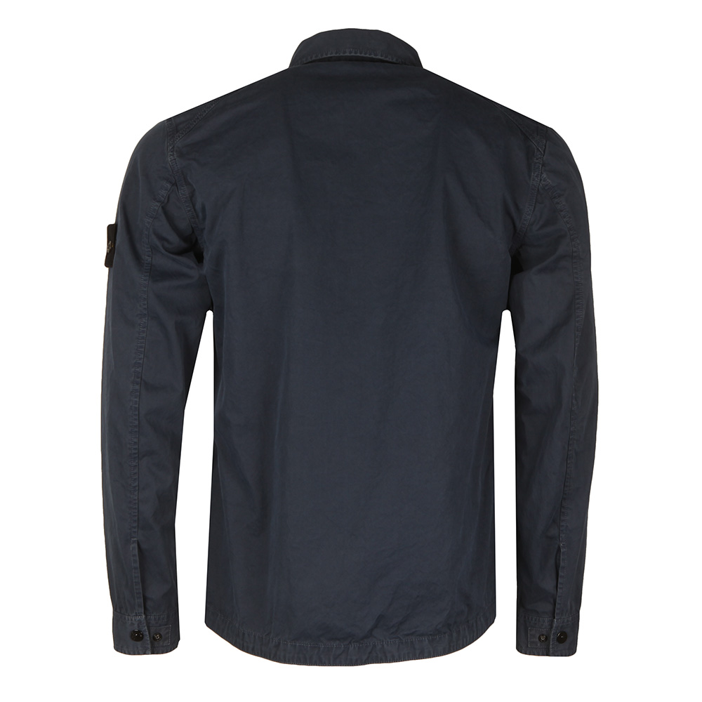 Full Zip Overshirt main image