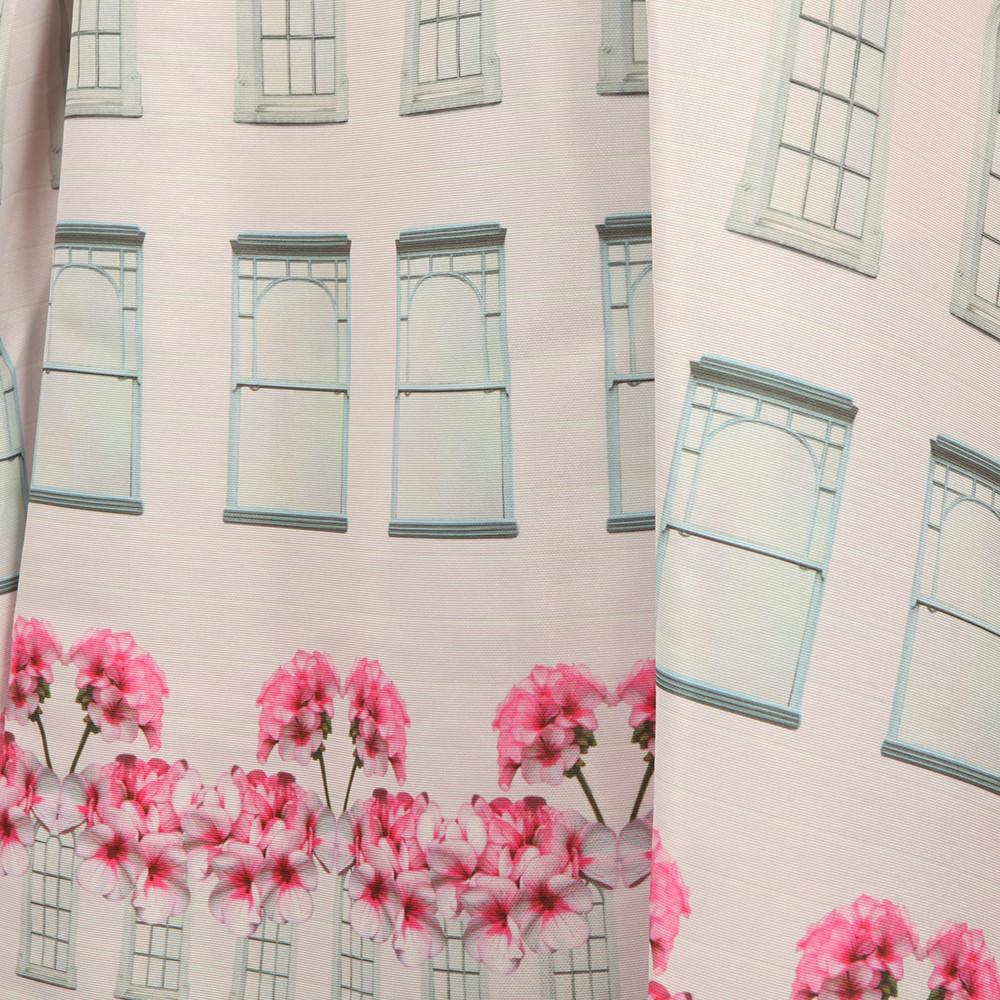 Deonny Window Box Skater Dress main image