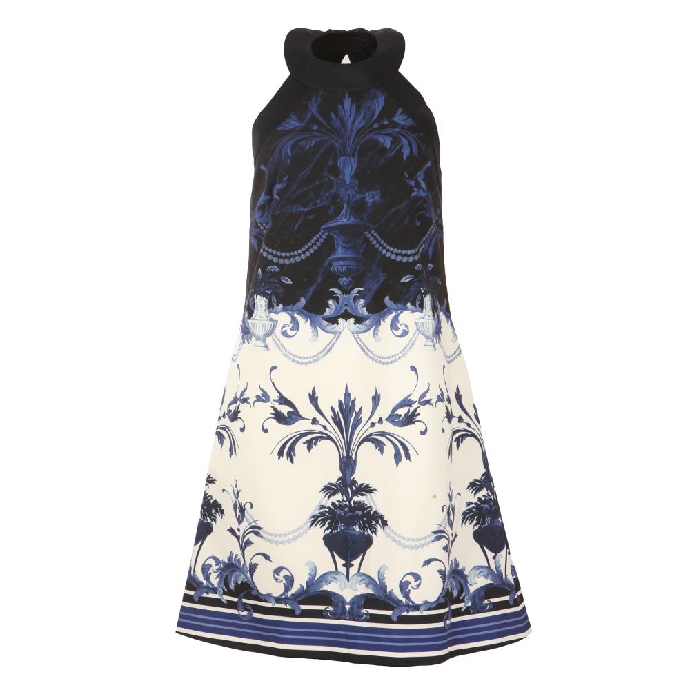 Molliat Persian Halterneck Tunic Dress main image