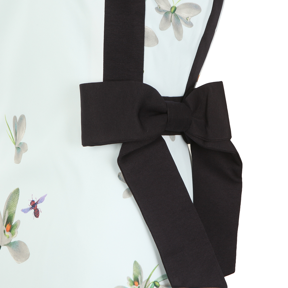 Sipnela Spring Meadow A Line Bow Dress main image