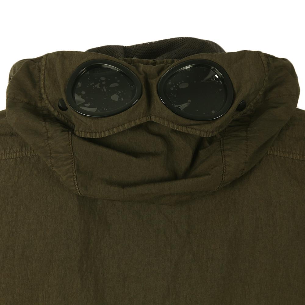 Goggle Hood Overshirt main image