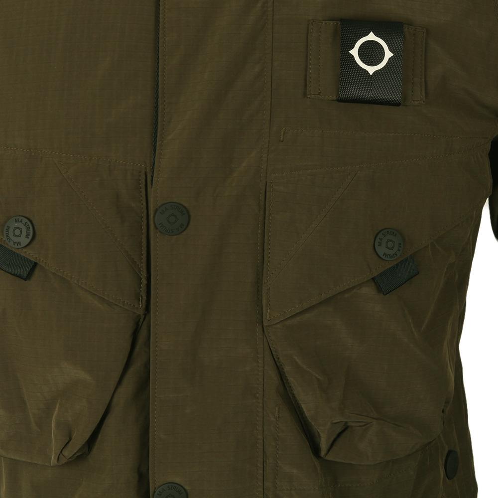 Sultan Bomber Field Jacket main image