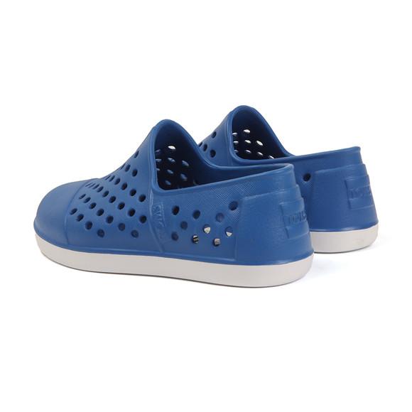 Toms Boys Blue Romper Shoe main image