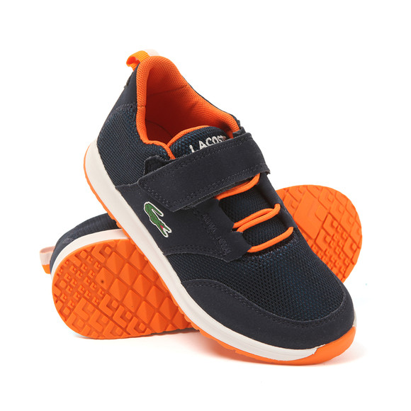 Lacoste Sport Boys Blue L.ight 217 Trainer main image