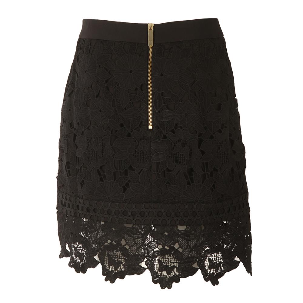 Beay Lace Mini Skirt main image