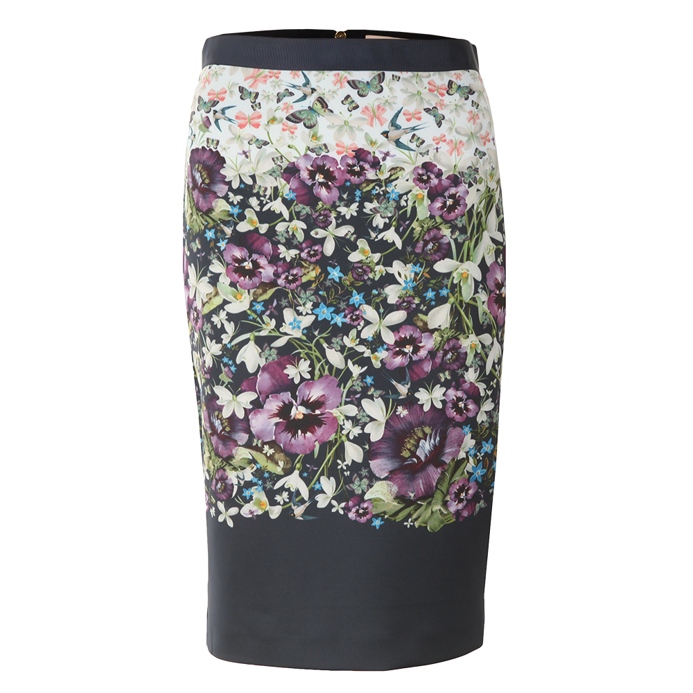 Carpi Enchantment Pencil Skirt main image