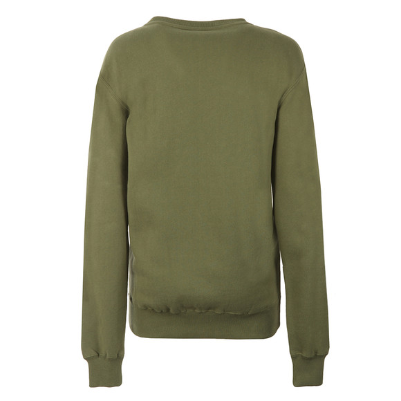 Ellesse Womens Green Agata Crew Sweat main image