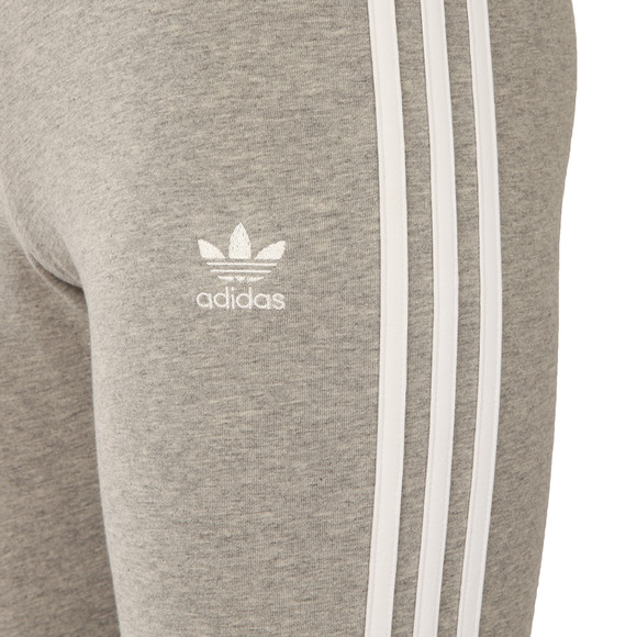 Adidas Originals Womens Grey 3 Stripes Legging main image