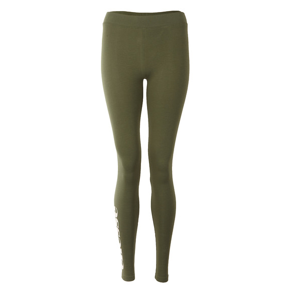 Ellesse Womens Green Solos Legging main image