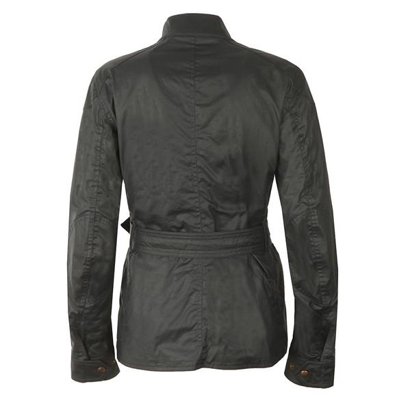 Belstaff Womens Blue Roadmaster 2.0 Jacket main image