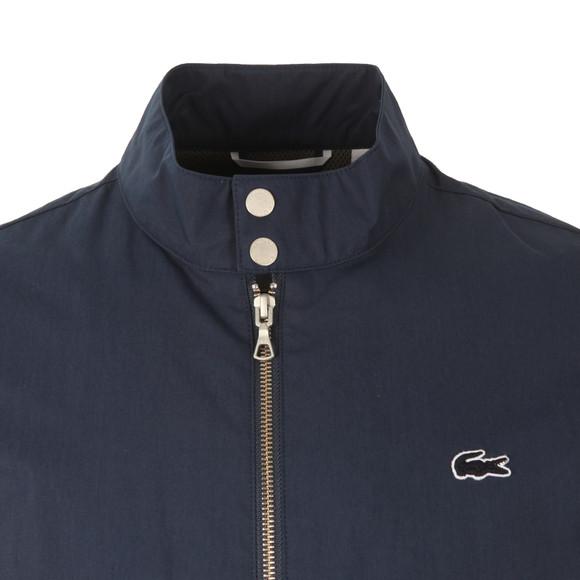 Lacoste Mens Blue BH2339 Blouson Jacket main image