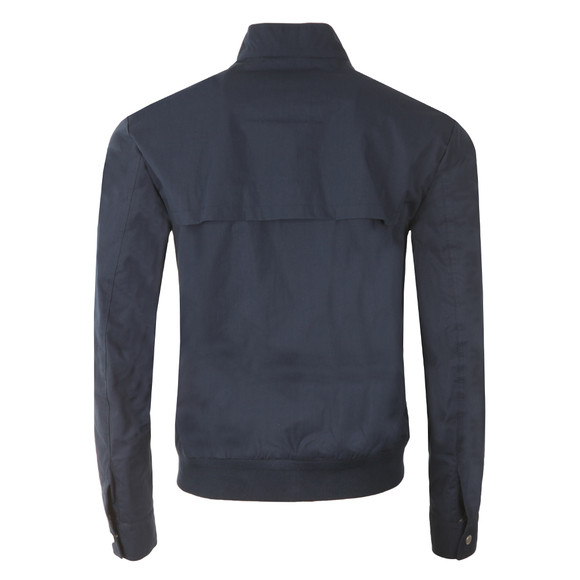 Lacoste Mens Blue BH2339 Blouson Jacket main image