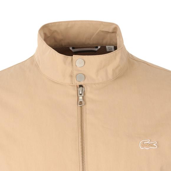 Lacoste Mens Beige BH2339 Blouson Jacket main image
