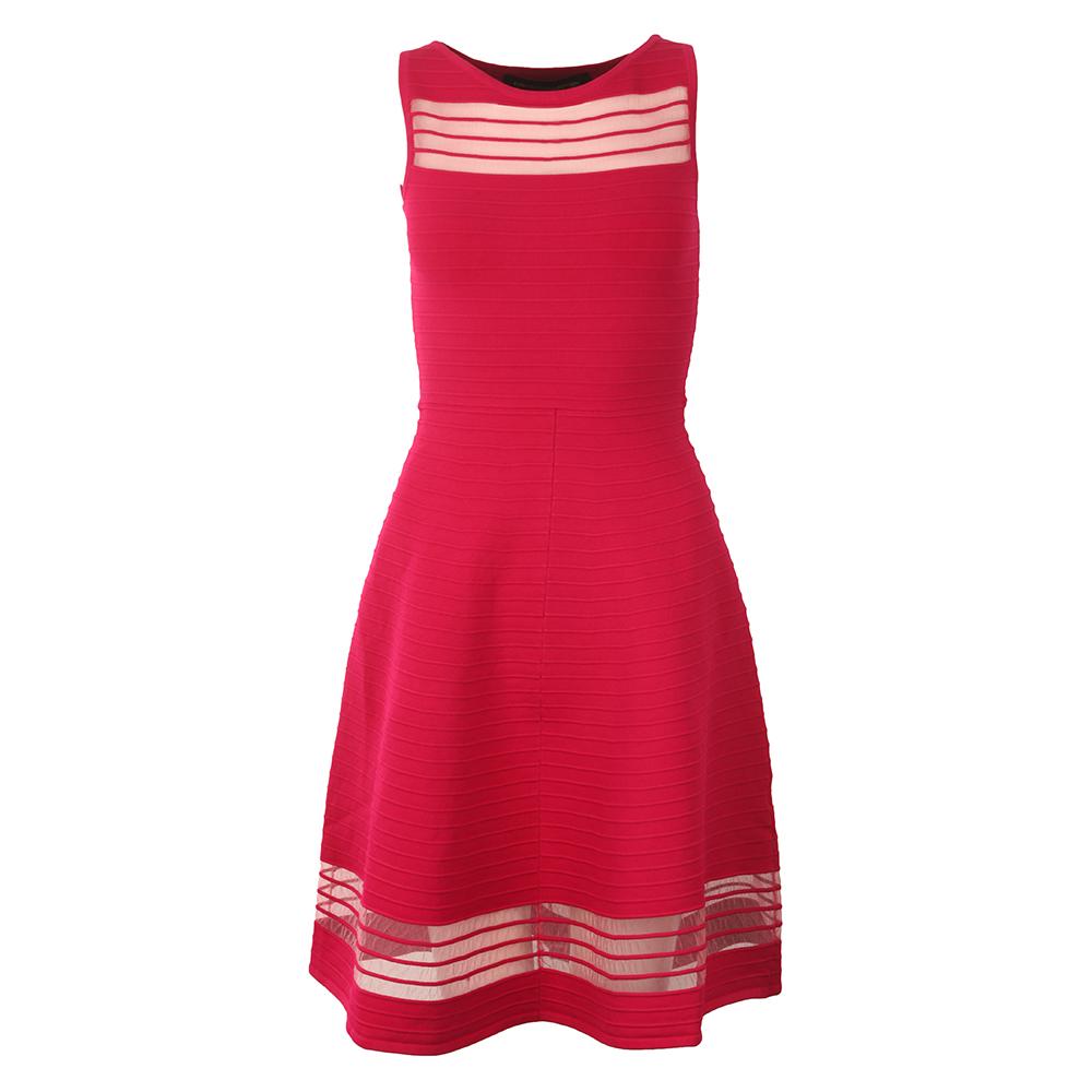 Tobey Crepe Knit Dress main image