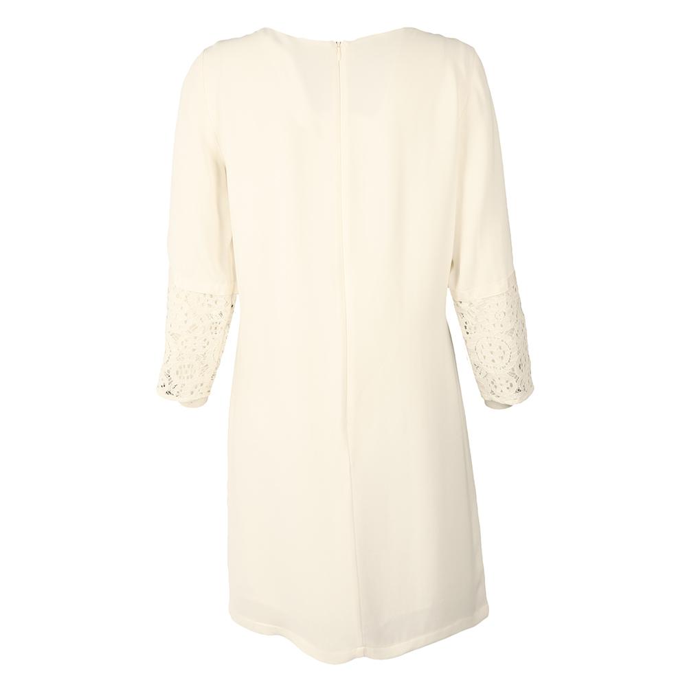 Ensore Crepe Tunic Dress main image