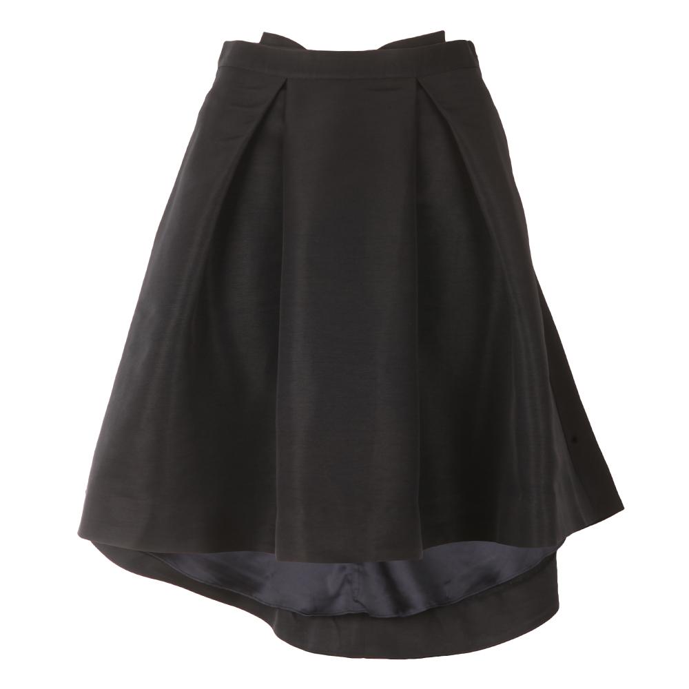 Merrian Dipped Hem Full Skirt main image
