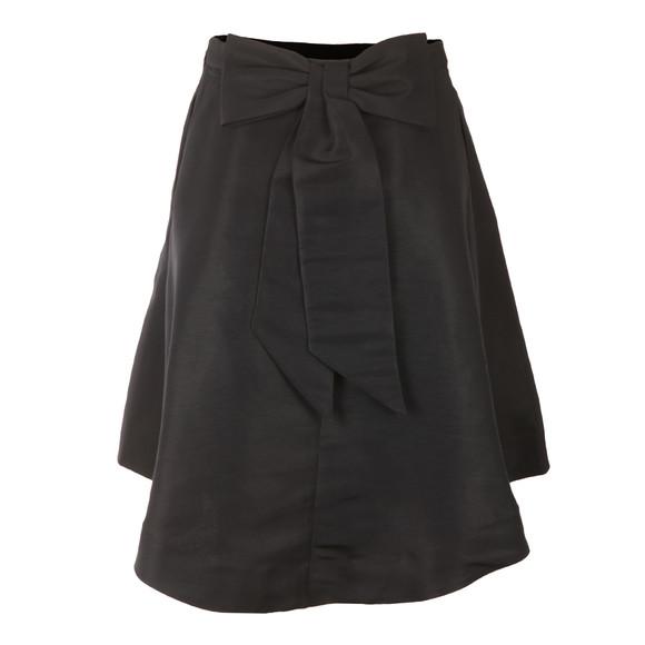 Ted Baker Womens Blue Merrian Dipped Hem Full Skirt main image