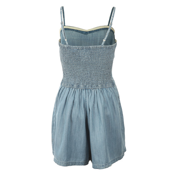 Superdry Womens Blue Tabitha Soft Playsuit main image