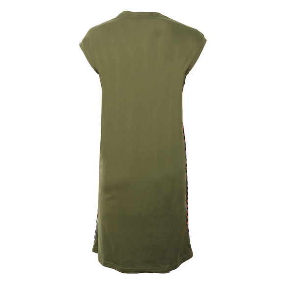 Ellesse Womens Green Cipollina Vest Dress main image