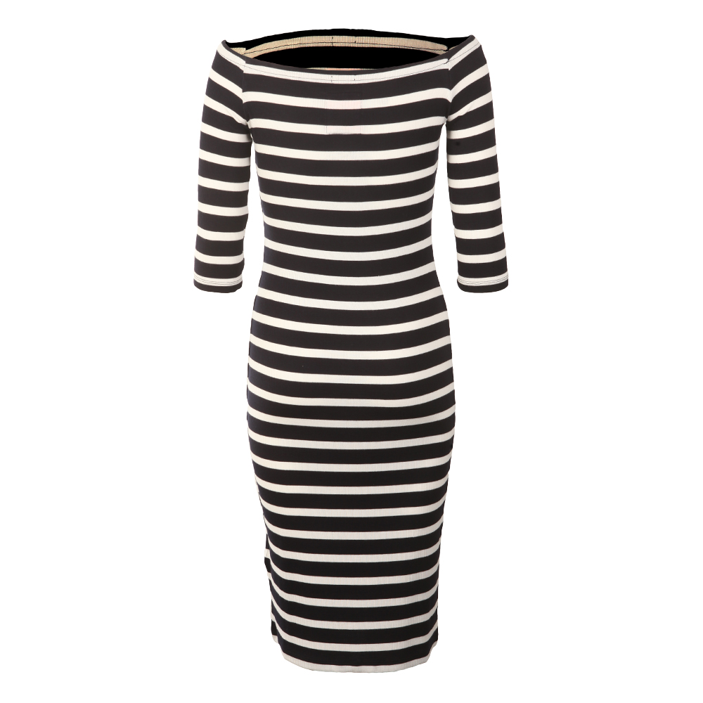 Breton Wrap Dress main image