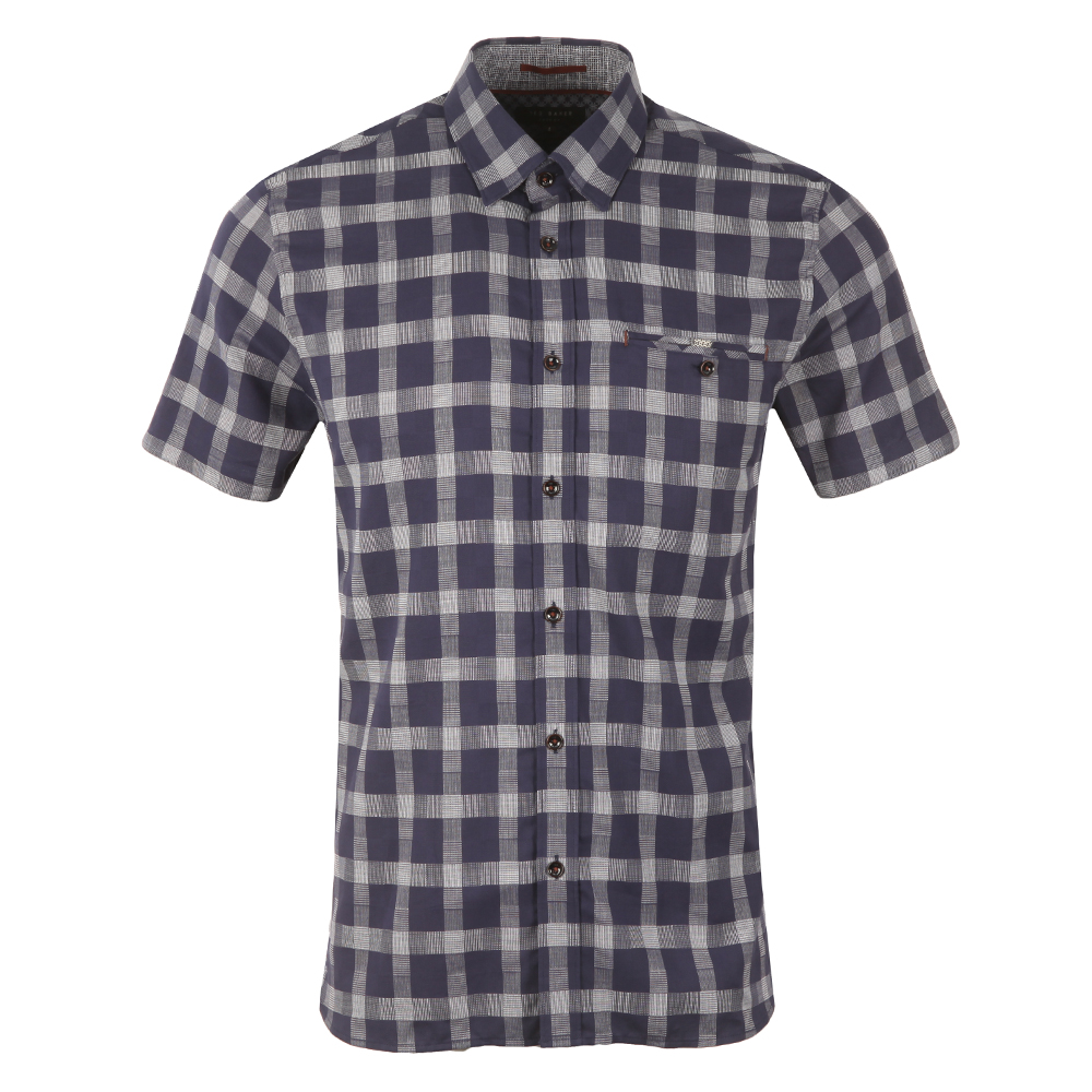 S/S Checked Shirt main image