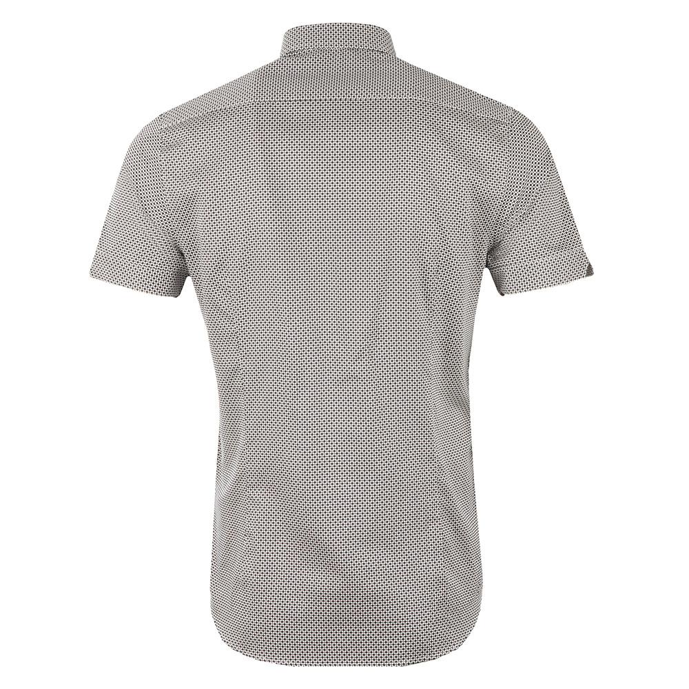 Munkee S/S Diamond Print Shirt main image