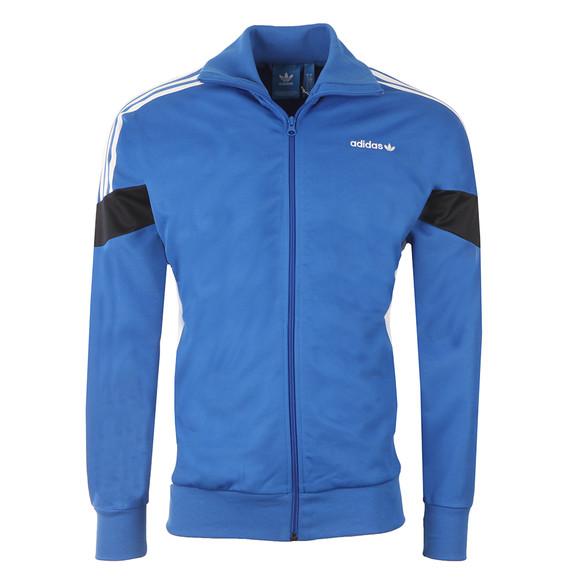 Adidas Originals Mens Blue CLR84 Track Top main image