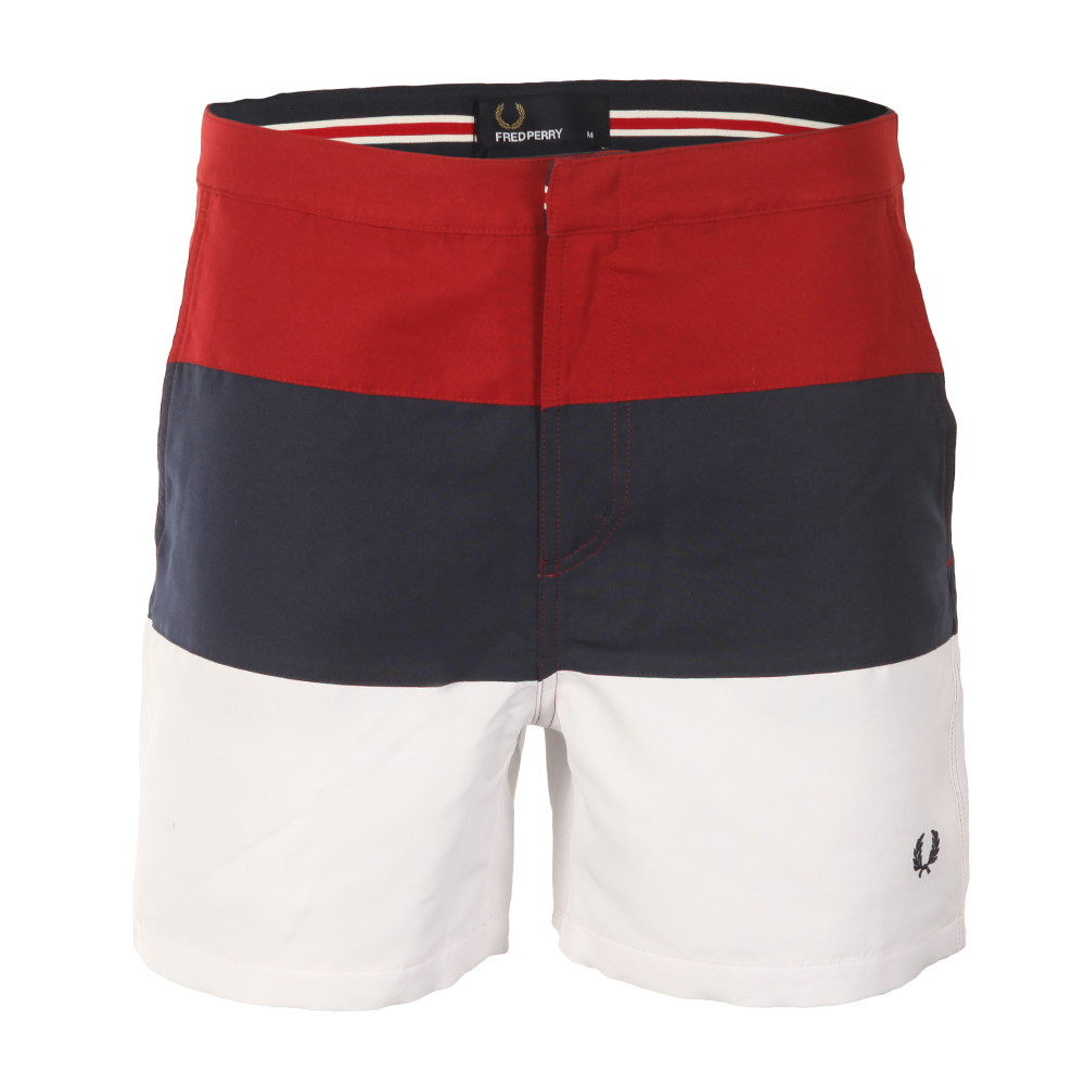 dc371b76987ad Fred Perry Swim Shorts S1505 | Masdings