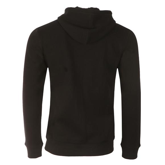 Armani Jeans Mens Black 8N6M01 Full Zip Hoody main image