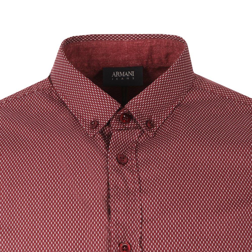 Regular Fit  Patterned Shirt main image