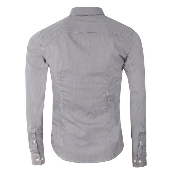 Armani Jeans Mens Blue 3Y6C13 Check Shirt main image