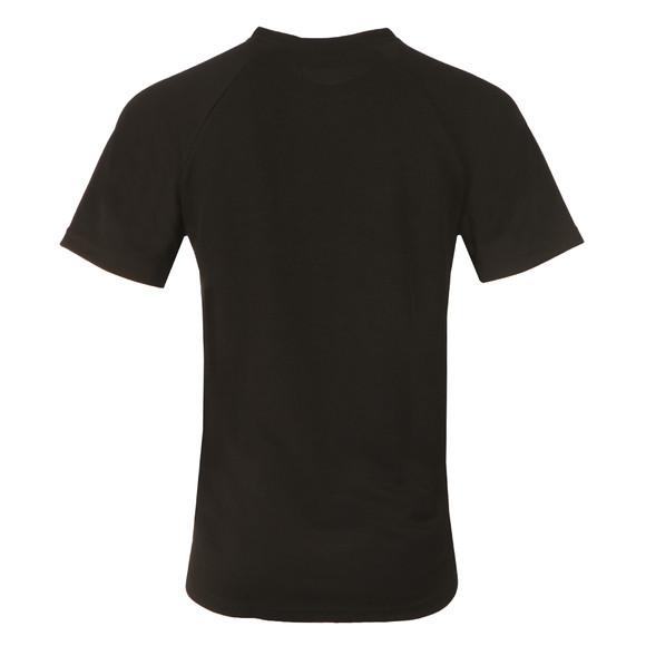 Nicce Mens Black Fairway T Shirt main image