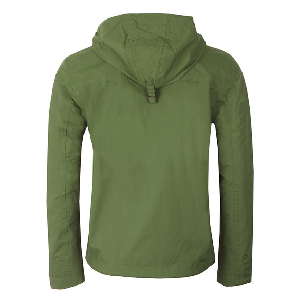 Napapijri Mens Green Rainforest Summer Jacket main image