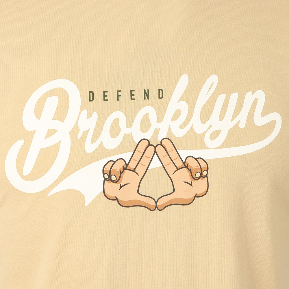 Defend BK Long Layer Tee main image