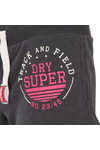 Superdry Womens Blue Track & Field Sweat Short